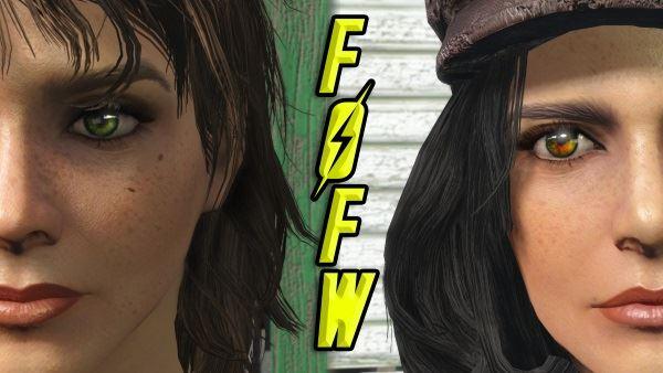 FOFW ReDUX для Fallout 4