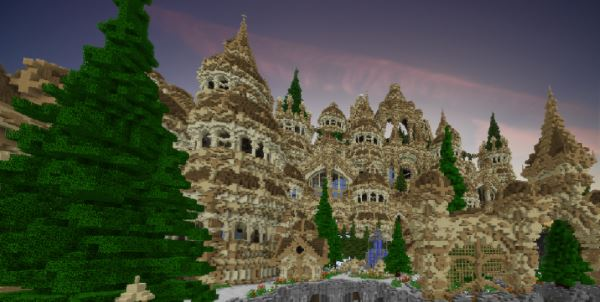 Temple Of Blohokaya для Майнкрафт 1.8.9