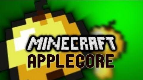 AppleCore для Майнкрафт 1.8.9