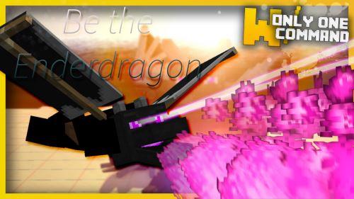 BE THE ENDER DRAGON для Майнкрафт 1.9