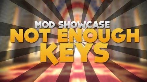 NotEnoughKeys для Майнкрафт 1.8.9