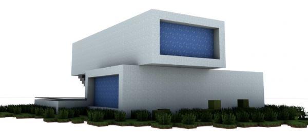 A Modern House для Майнкрафт 1.8.9