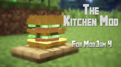 The Kitchen для Майнкрафт 1.7.10