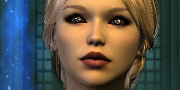 Demon Eyes для TES V: Skyrim
