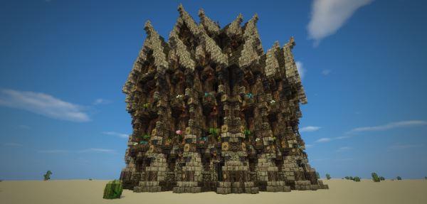 Town Hall для Майнкрафт 1.8.9