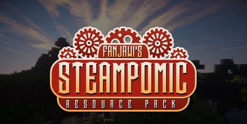 Steampomic Resource для Майнкрафт 1.8.9