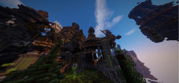The Industrial island для Майнкрафт 1.8.9