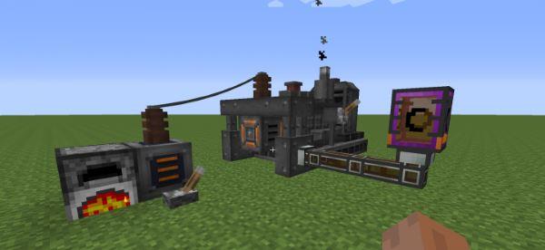 Immersive Engineering для Майнкрафт 1.7.10