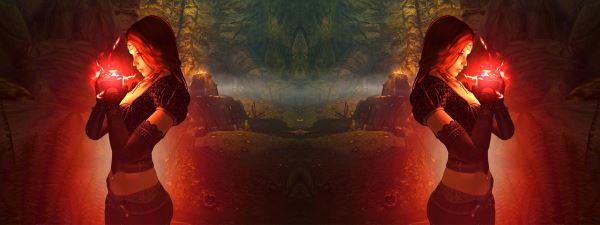 Магия для Вампира для TES V: Skyrim