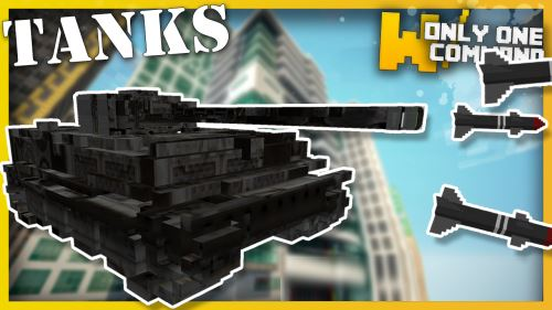 Tanks для Майнкрафт 1.8.9