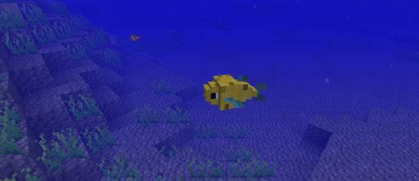 Just a Few Fish для Майнкрафт 1.8.9
