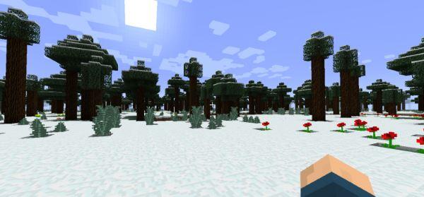 The Earth для Майнкрафт 1.8.9