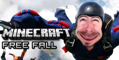 Freefall Parkour для Майнкрафт 1.8.9