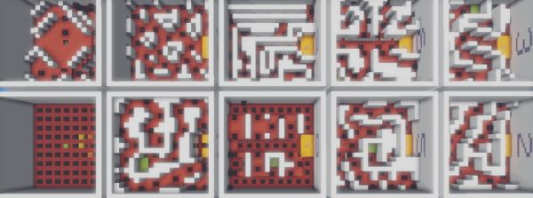 45 Seconds Maze для Майнкрафт 1.8.9