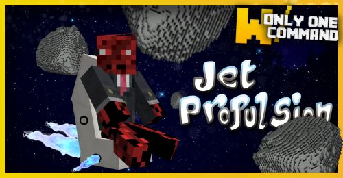 Jet propelled space backpack для Майнкрафт 1.8.9
