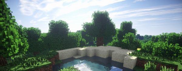 Better Foliage для Майнкрафт 1.8.9