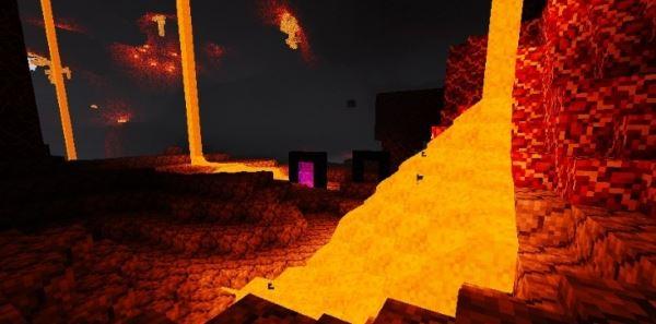 NineCubed для Майнкрафт 1.8