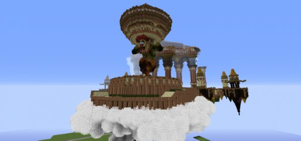 Floating Circus для Майнкрафт 1.8.9