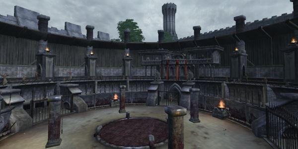 Arena Reload / Арена - перезагрузка для TES IV: Oblivion