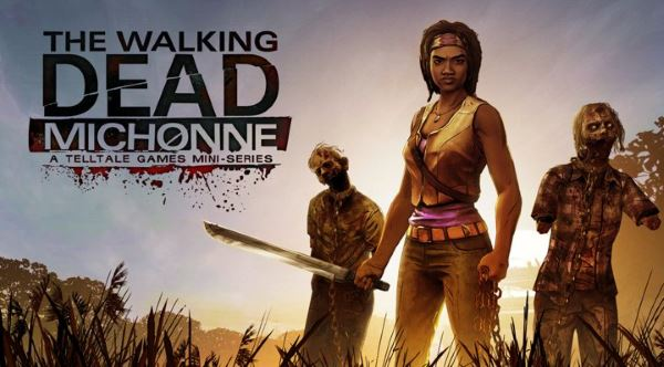 NoDVD для The Walking Dead: Michonne - Episode 1 v 1.0