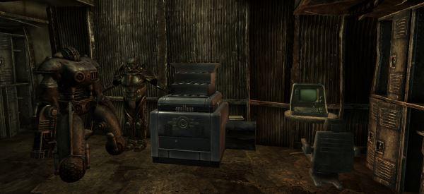 MegatoneHome для Fallout 3