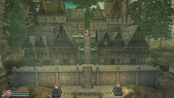 Shezrie's Towns для TES IV: Oblivion