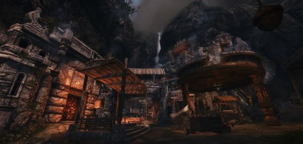 HoT Markarth для TES V: Skyrim