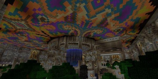Gates Of Immortal для Майнкрафт 1.8.9