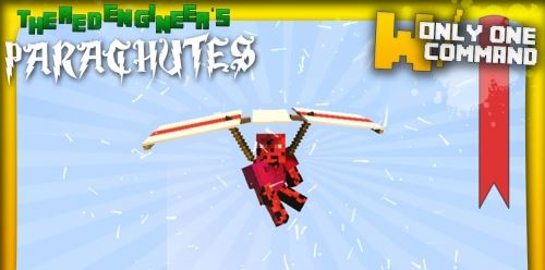 Parachutes для Майнкрафт 1.8.9
