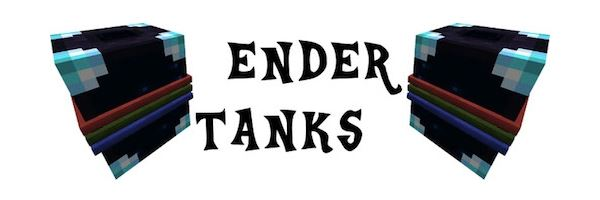 Ender Tanks для Майнкрафт 1.8.9