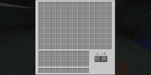 Multi Page Chest для Майнкрафт 1.8.9