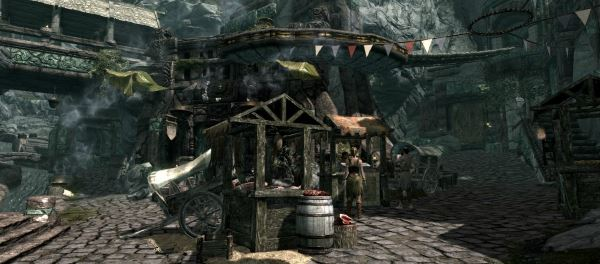 Historic Markarth для TES V: Skyrim
