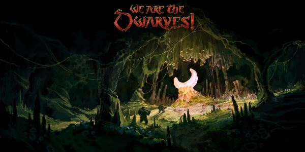 Кряк для We Are The Dwarves v 1.0