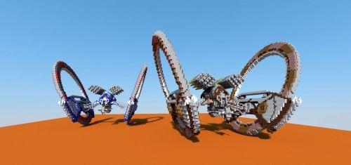CIS Droid Army для Майнкрафт 1.8.9