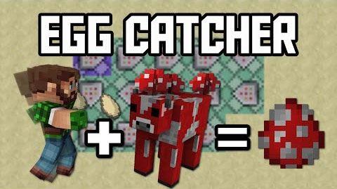 Egg Catcher для Майнкрафт 1.9