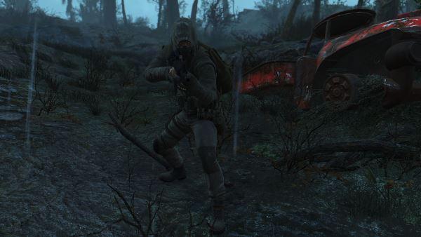 Комплект Бунтаря для Fallout 4