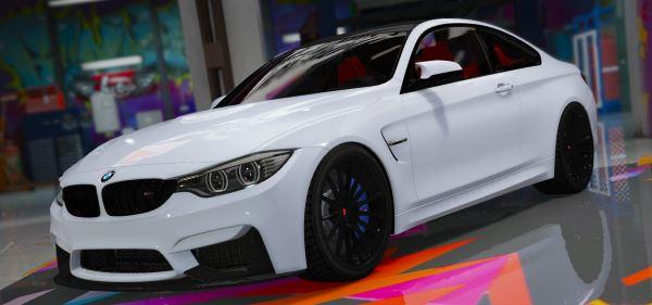 BMW F82 M4 2015 для GTA 5