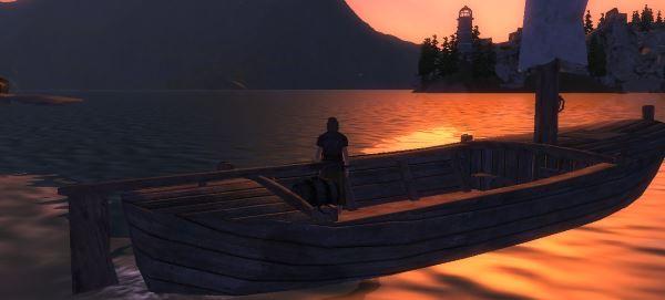 AlariaLight для TES IV: Oblivion
