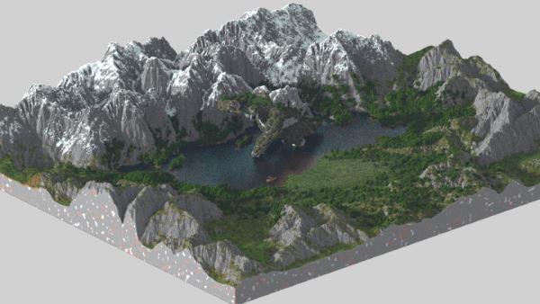 The Roar of Giants для Майнкрафт 1.8.9