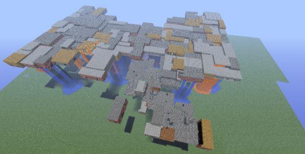 Doomlike Dungeons для Майнкрафт 1.8.9