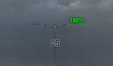 Патч прицел для World of Tanks