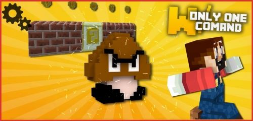 Super Mario mechanics для Minecraft 1.8.8