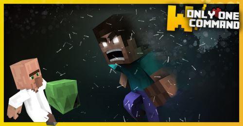 Be the Herobrine для Minecraft 1.8.9