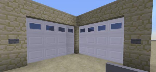 Malisis Doors для Minecraft 1.8.9