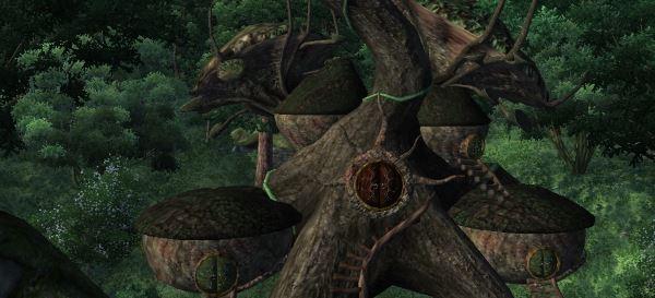 Роща Друида v 1.0d для TES IV: Oblivion
