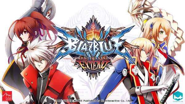 Патч для BlazBlue: Chronophantasma Extend v 1.0