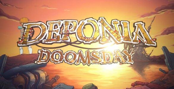 Кряк для Deponia Doomsday v 1.0