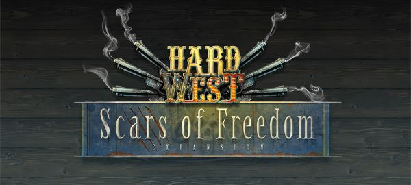 Патч для Hard West: Scars of Freedom DLC v 1.4
