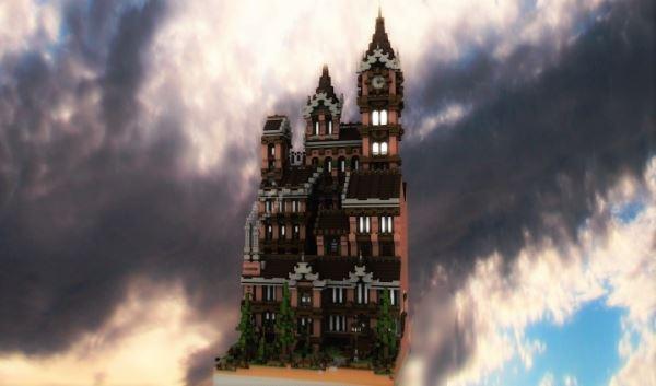 Stokes Residence для Minecraft 1.8.8