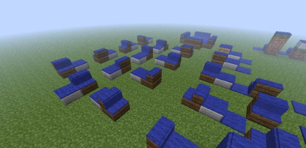 Bed Craft and Beyond для Minecraft 1.8.9
